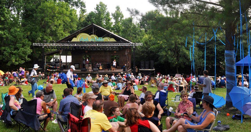 Tempat Terbaik Untuk Melestarikan Festival Fiddler's Grove